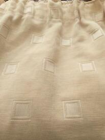 Pair of curtains (Dunelm Mill)
