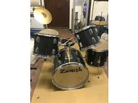 Zenith junior Drum Kit