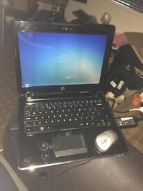 HP DV2 WIN7 WEBCAM GOOD BATT LIGHT AND THIN LAPTOP 2GB