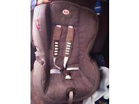 Isofix car seat 9-18kgs