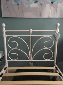 3ft single bed frame-comfort mattress