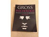 Richard Gross Psychology book sixth edition