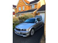 BMW 3 Series 2.2 320Ci M Sport 2dr 2003 Automatic Silver Coupe