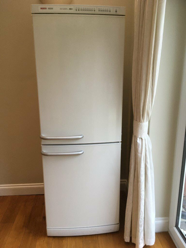 Bosch Exclusiv Duo System Fridge Freezer In Dorking
