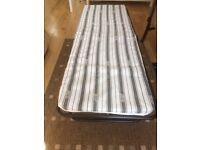Used Once-Argos ('Jay-be' value guest folding bed)