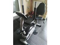Recumbent Exercise bike - 'X'Sports