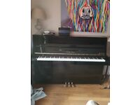 Yamaha Upright Piano - Black Ebony