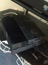 PlayStation 4 with 3 games