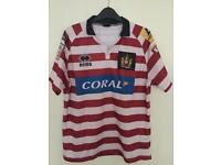 Wigan Warriors Replica Kit