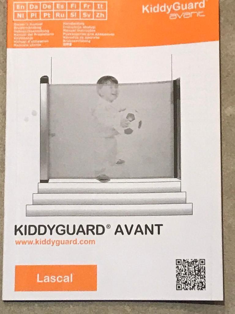Lascal KiddyGuard Avant Stair Gate | in Exeter, Devon | Gumtree