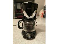 Cookworks filter coffee machine