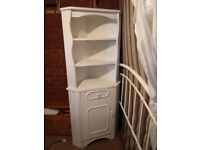 ornate Corner Cabinet