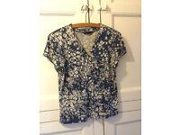 BHS short-sleeved ladies' top