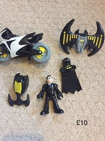 Batman Imaginext Bruce wayne