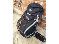 Lowe Alpine Airzone 35:45 hiking backpack