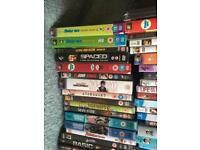 Massive selection of DVDs for sale. Boost your collection! All individually priced!