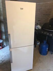 Beko Fridge-Freezer CFP1675W as new condition