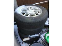 Suzuki Jimmy Alloy Wheels and Tyres