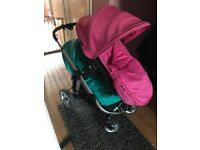ICandy APPLE 2 PEAR TANDEM INCLUDES FOOTMUFFS