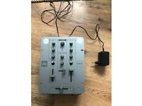 2-Channel DJ Mixer - Ministry Of Sound MOSMX01