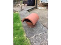 Chimney pot cowel