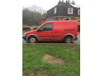 Ford Transit Connect, 2006, 1.8 l diesel.
