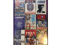 Glasgow Rangers DVDs
