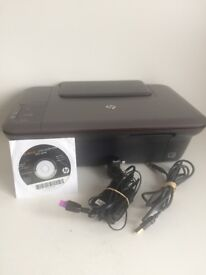 Fully Working - HP Printer / Scanner / Copier - 1050A Deskjet