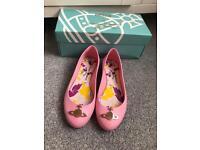 Size 6 pink Vivienne Westwood pumps