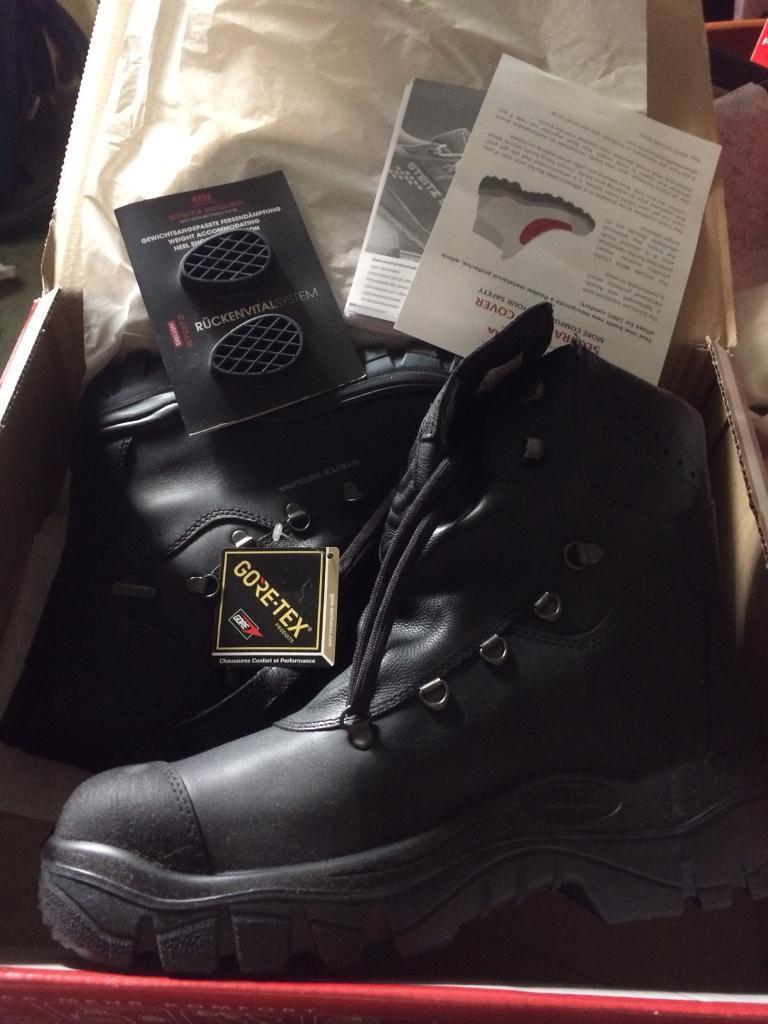 c50194224b7 Steitz Secura high boot stavanger size 8 wide fit   in Norwich, Norfolk    Gumtree
