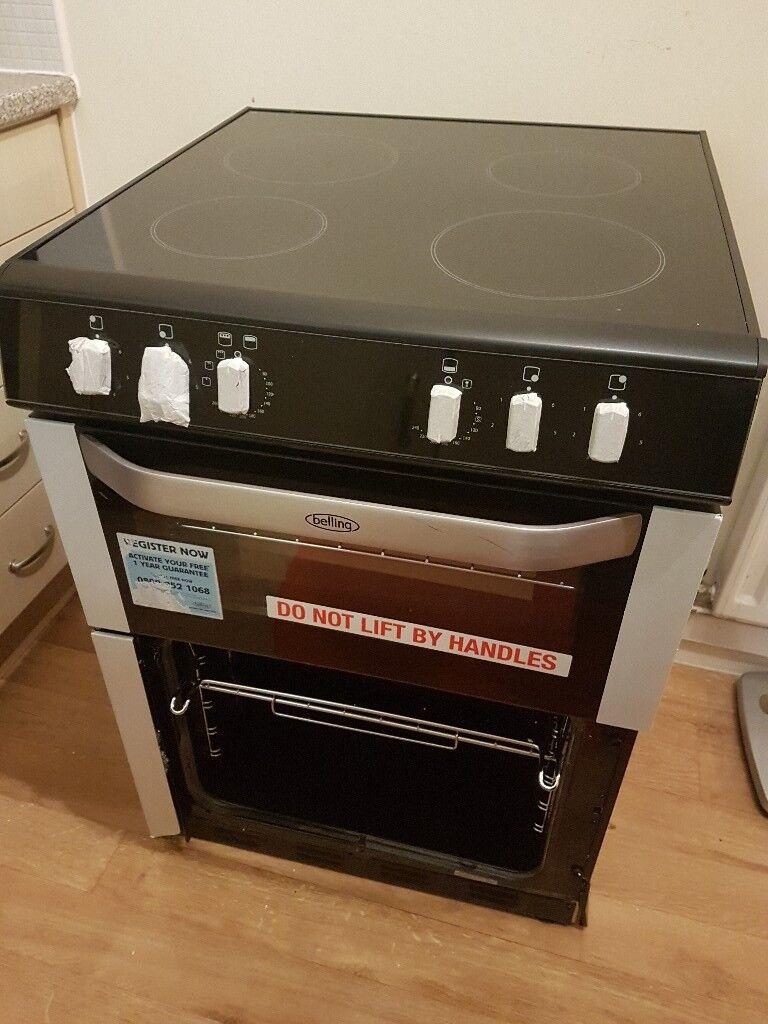 Zannussi Cooker For Sale Oven Door Glass Broken In Sandwell West