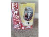 75 x Disney Wireless Optical Mice - Brand New in Sealed Retail Packs