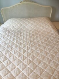 Beautiful dorma quilted throw