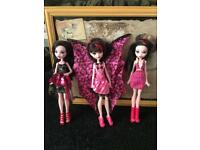 WANTED MONSTER HIGH DOLLS CAN COLLECT IF LOCAL