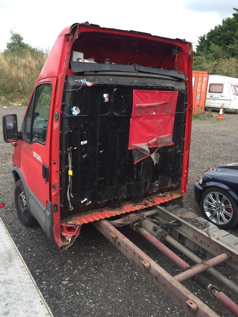 Iveco daily spares or repaires