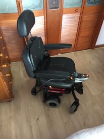 Electric mobility chair less than 6 months old