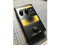 TC Helicon vocal EQ & compression pedal