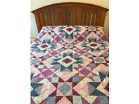 American style patchwork Quilt
