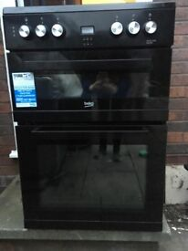 BEKO ELECTRIC COOKER (FREESTANDING) HARDLY USED