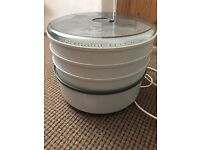 Stockli food dehydrator, with timer, nearly new, works great, easy to clean