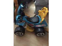 Injusa Quad Storm Racer