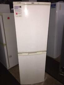 Zanussi white good looking frost free A-class fridge freezer cheap