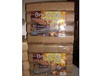 Heat logs / Briquettes / Eco fuel / wood and multi fuel