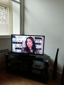 JVC smart TV 4 months old. Netflix. Perfect condition with original packing.£140