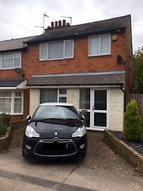 3 Bedroom House To Rent , Wigston, Gas Central Heating, Double Glazed, Big Garden, Family Friendly
