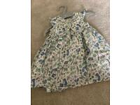 6-9 month old baby girls dress