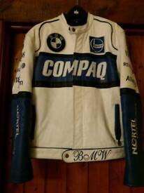 BMW leather jacket size L