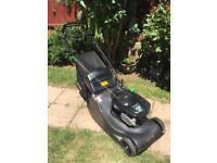 Hayter 48 pro petrol lawnmower