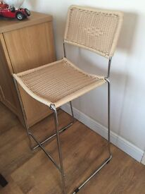 Bar stool x 2 from gardiner & Haskins