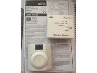 iflo digistat+RF Room Thermostat and Digitstat